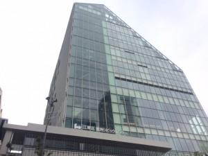 豊洲シビックセンター内の施設は大変充実しています。
