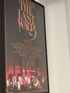 「30年振りくらいに映画「THE LAST WALTZ」を観てきました」