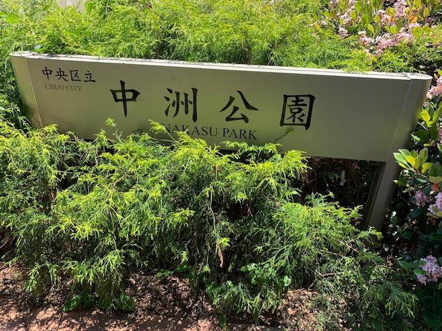 今週の隅田川沿いでの週末ランをしていると、神田祭の祭り囃子が聞こえてきました。