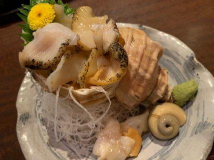 この時期ならではの絶品の真ツブ貝や相並などを江東区の名店「旬材ふかがわ真一門」にて頂いてきました。