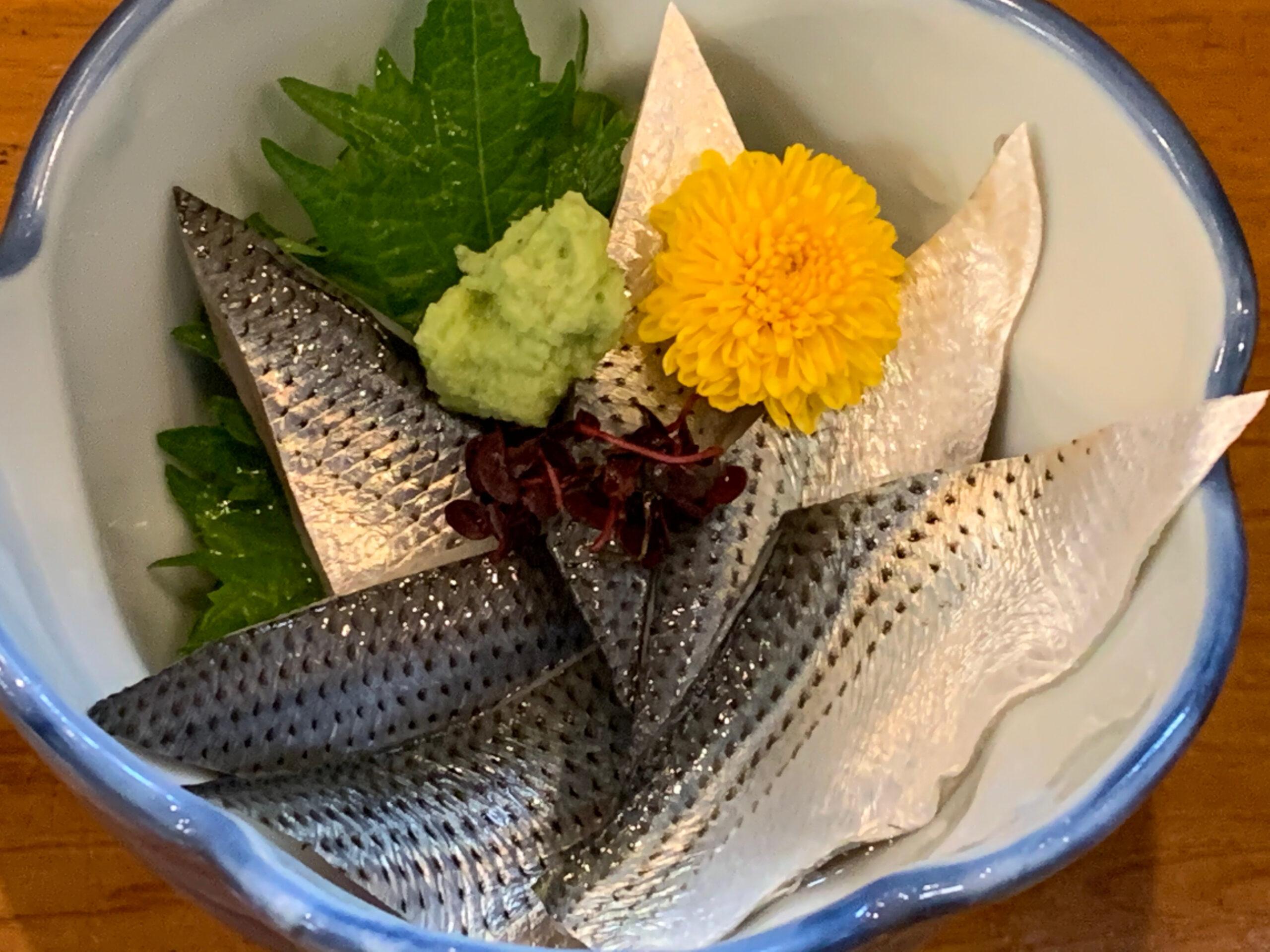 浅草で美味しい魚介類を頂くなら、老舗名店「志婦や」がおすすめです