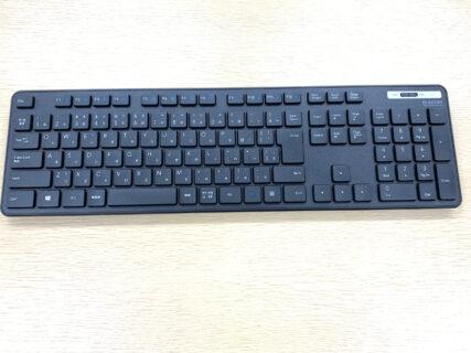 業務効率ツールのワイヤレスキーボードは消耗品です。劣化してきたら、早めに新しいものを購入しましょう